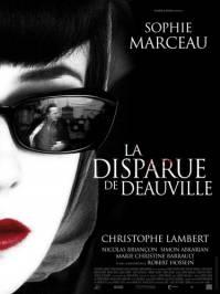 Poster: La Disparue de Deauville