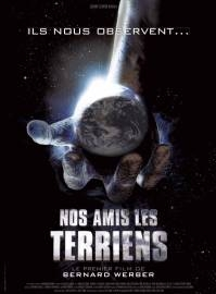 poster: Nos amis les Terriens