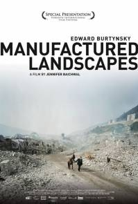 Poster Manufactured Landscapes (c) Zeitgeist Films
