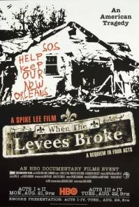 Poster When the Levees Broke