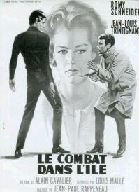 Poster Le combat dans l'île