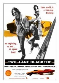 Poster Two-Lane Blacktop