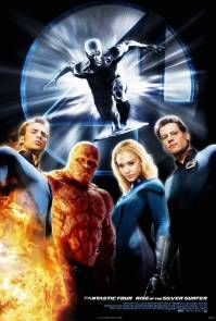 Poster Fantastic Four: Rise of the Silver Surfer (c) 20th Century Fox