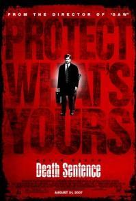 Poster Death Sentence (c) 20th Century Fox