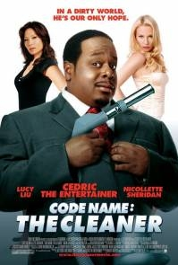 Poster Code Name: The Cleaner