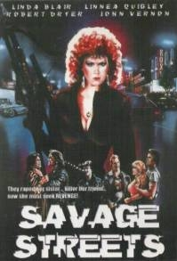 Poster Savage Streets