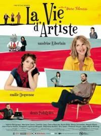 Poster La vie d'artiste