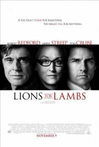 Poster Lions for Lambs (c) United Artists