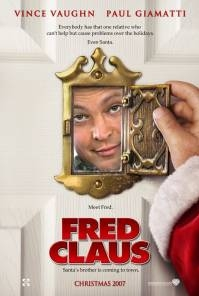 Poster Fred Claus (c) Warner Bros