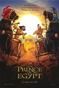 Poster The Prince of Egypt (c) DreamWorks Distribution