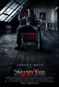 Poster Sweeney Todd (c) Dreamworks SKG