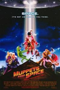 Poster Muppets from Space