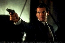 Pierce Brosnan is de nieuwe 'Bond, Jame Bond' (c) 1995 Danjaq Inc UA.