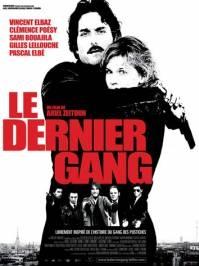 Poster Le dernier gang