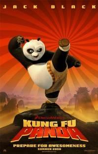 Poster Kung Fu Panda (c) Universal Pictures