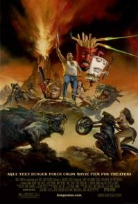 Poster Aqua Teen Hunger Force Colon Movie Film for Theaters (c) First Look International
