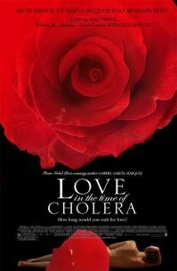 Poster Love in the Time of Cholera (c) New Line Cinema