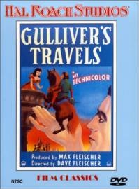 DVD-hoes Gulliver's Travels (c) Amazon.com