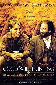 poster 'Good Will Hunting' © 1997 RCV Film Distribution