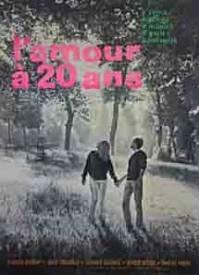 Poster L'amour à 20 ans