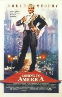 Poster Coming to America (c) Paramount Pictures