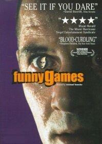Poster 'Funny Games' © 1997 Wega Film