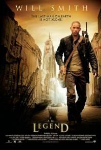 Poster I Am Legend (c) Warner Bros