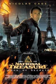 Poster National Treasure Book of Secrets (c) Buena Vista International