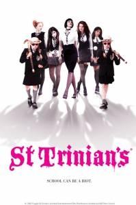 Poster St. Trinian's (c) Ealing Studios