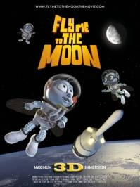 Poster Fly Me to the Moon