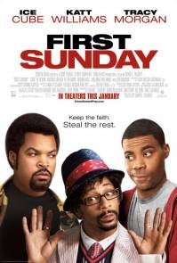 Poster First Sunday (c) Screen Gems