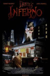 Poster Dante's Inferno