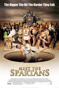 Poster Meet the Spartans (c) 20th Century Fox