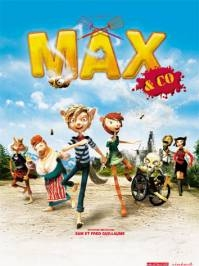 Poster Max & Co (c) Wild Bunch