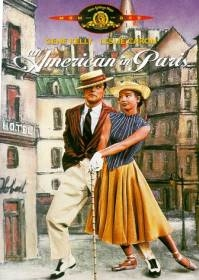 DVD-hoes An American in Paris