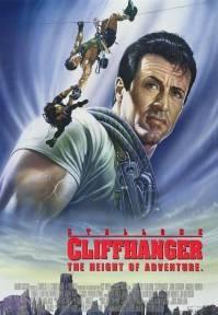 Poster Cliffhanger (c) TriStar Pictures