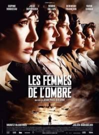 poster 'Les Femmes de l'ombre'