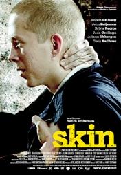 Poster Skin (c) IJswater Films