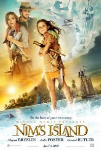 Poster Nim's Island (c) Fox-Walden