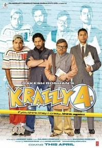 Poster Krazzy 4