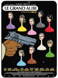 Poster Le grand Alibi