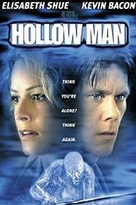 poster 'Hollow Man' © 2000 Columbia TriStar