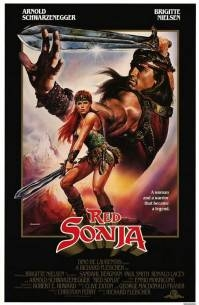 Poster Red Sonja