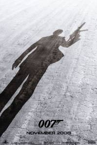 Teaserposter Quantum of Solace