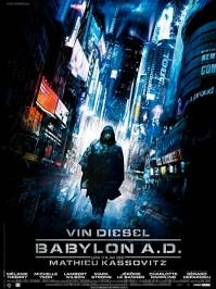Poster Babylon A.D. (c) 20th Century Fox