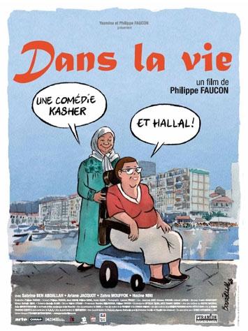 Poster Dans la vie