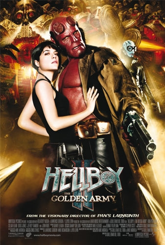 Poster Hellboy II: The Golden Army (c) Universal Pictures