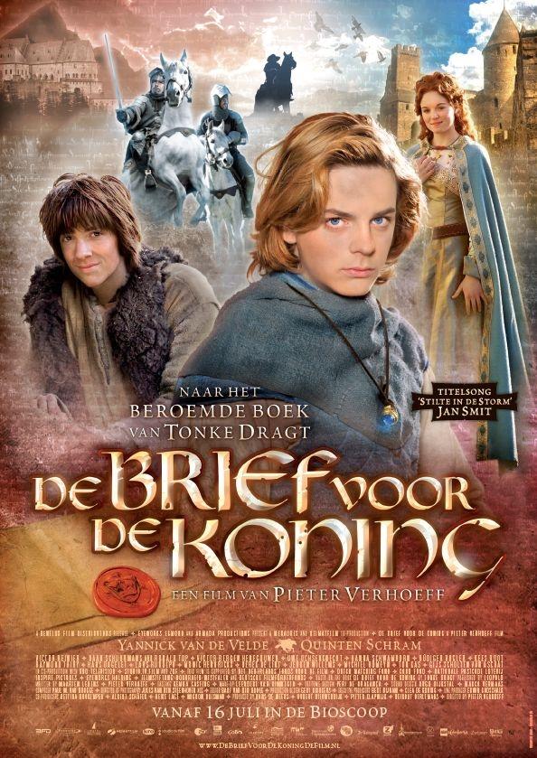 Poster De brief voor de koning (c) Benelux Films Distribution