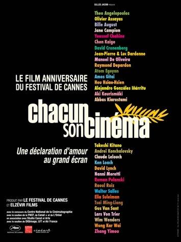 Poster Chacun son cinéma
