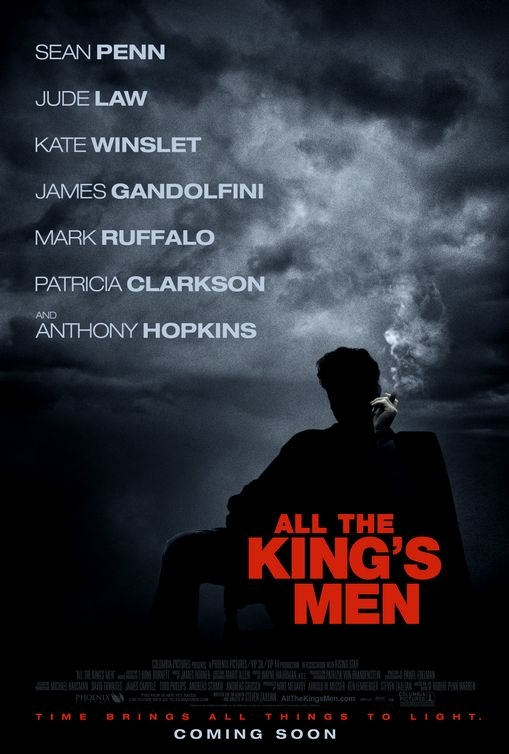Poster All the King's Men (c) Sony Pictures Entertainment